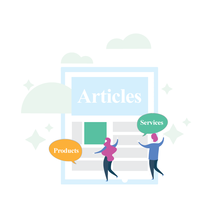 Articles submission site