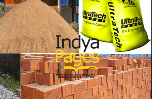 Construction material supply - Indyapages