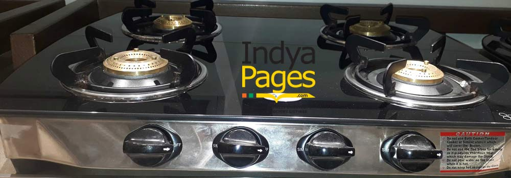 Gas stove repair serices in India - Indyapages