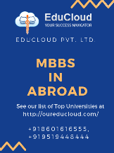 Edu cloud Mbbs in Russia