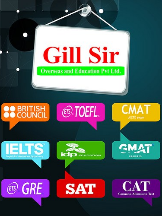 GillSir - IELTS coaching centre