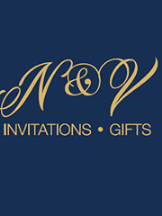 N & V Invitations - Custom Wedding / Birthday Cards, Accessories & Gifts