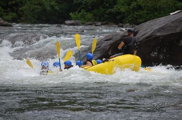 Rafting Places in Uttarakhand