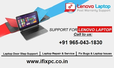 I FIX PC (Authorized Lenovo laptop repairing service in Delhi)