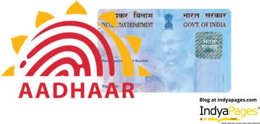 Link Your Pan Card to Aadhar Number - Here is How! read at Indian business listings blog